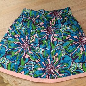 Lilly Pulitzer Bottoms - GIRLS size Large Lilly Pulitzer skirt